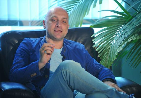 Захар Прилепин заявил о «скором заходе» России в воюющий с Украиной Донбасс