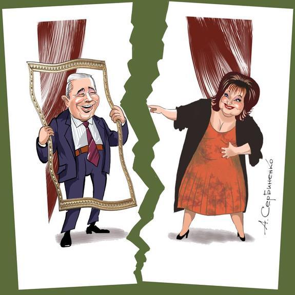 Водонаеву мучает вопрос, что 72-летний юморист делает в спальне с любовницей