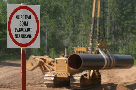 Газопровод «Северный поток-2» получил все разрешения в России