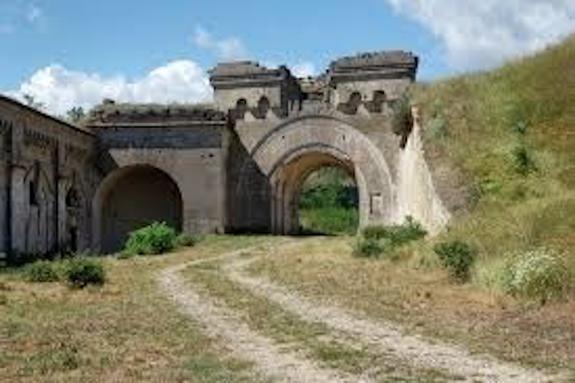 Крепость Керчь  в Крыму саперы очистят от мин времен ВОВ