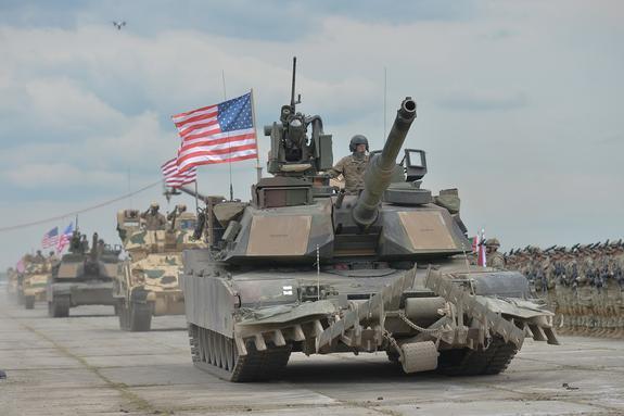 Военный аналитик раскрыл детали реализуемой США стратегии «удушения» России