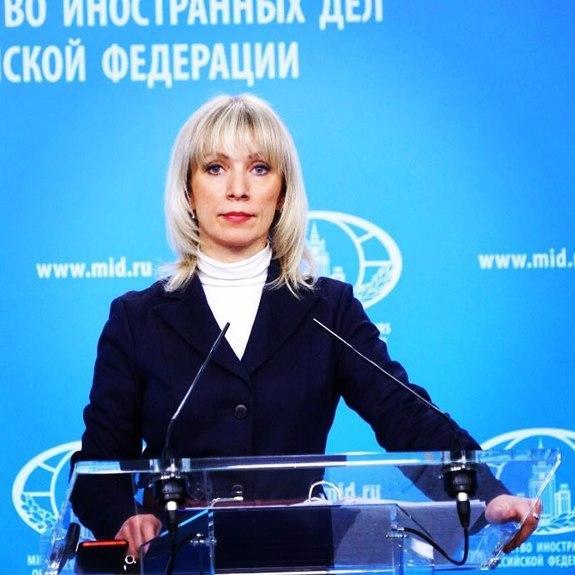 Захарова прокомментировала претензии США к России по Договору по открытому небу