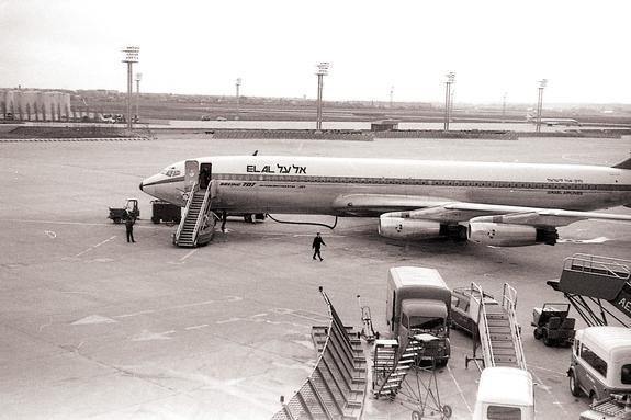 Первый угон самолёта
