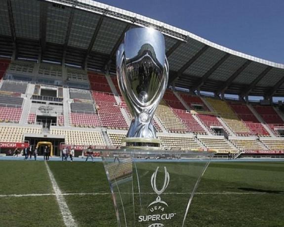 «Атлетико» снова завоевал Суперкубок УЕФА