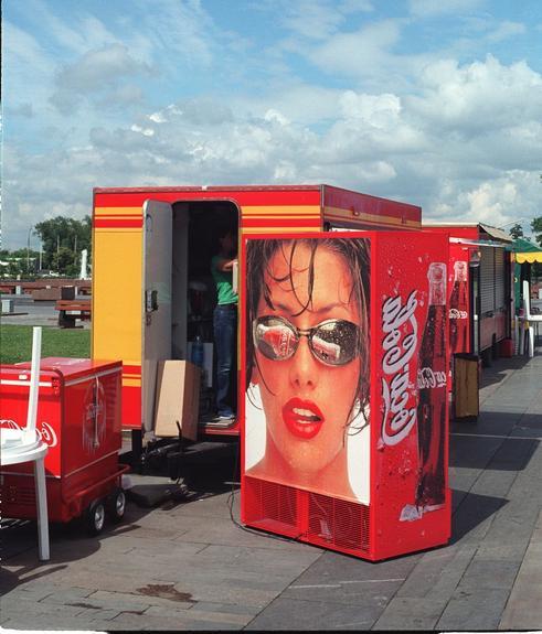 «Сбербанк» подал в суд на «Кока-Колу»