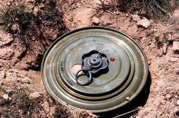 Украинские минометчики подорвались на собственных минах