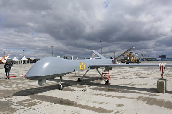 Обнародовано видео уничтожения украинскими дронами позиций ополченцев Донбасса