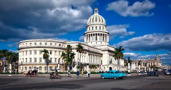Россия потратит сотни миллионов  на восстановление купола Капитолия в Гаване
