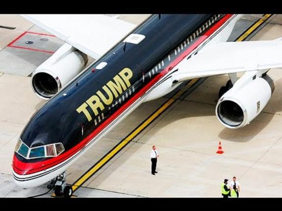 СМИ: Пентагон потратил более $34 млн на роскошный интерьер самолетов Трампа