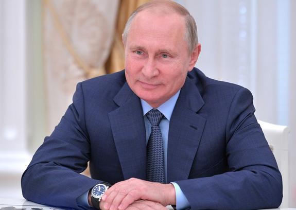Владимир Путин прибыл на свадьбу главы МИД Австрии