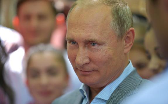 Песков рассказал о тосте Путина на свадьбе главы МИД Австрии