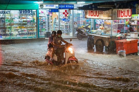 Восемь человек стали жертвами наводнения во Вьетнаме