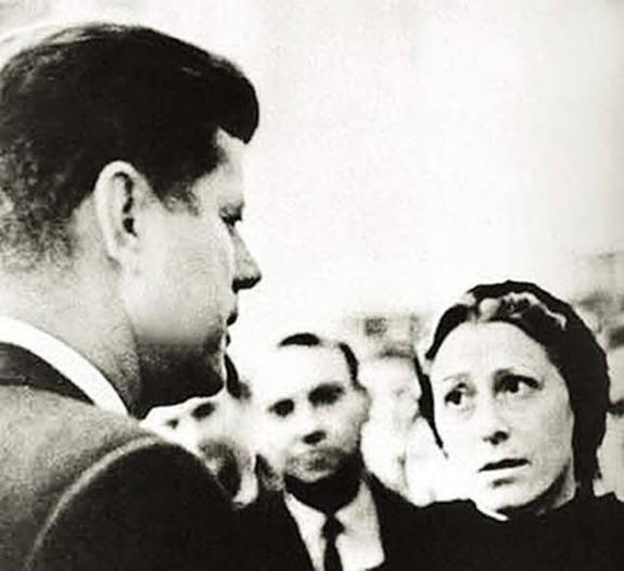 Майя Плисецкая могла стать женой Роберта Кеннеди и предотвратить холодную войну