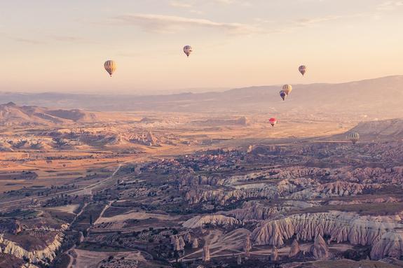 """Турция ждёт туристов, которые не будут """"сидеть в отелях"""""""
