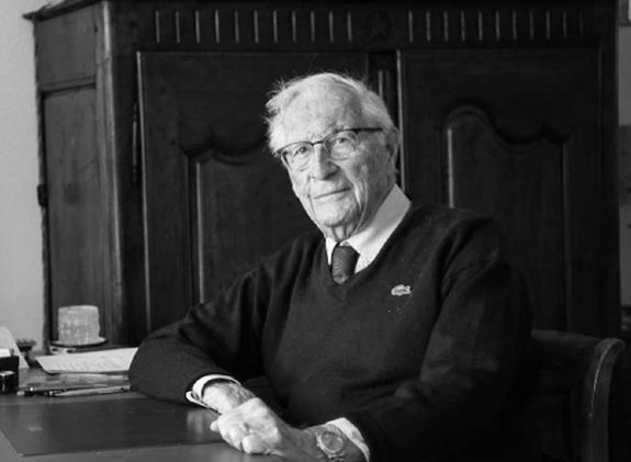 В Швейцарии скончался создатель первых в мире наручных кварцевых часов