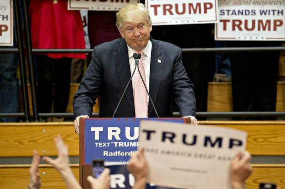 Трамп заявил, что готов снять санкции с России при одном условии