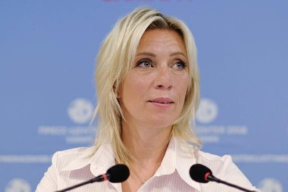 Захарова прокомментировала санкции против России перед выборами в США