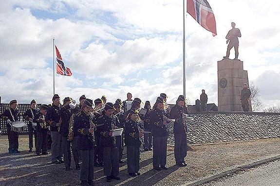 Норвежцы возмущены: праздник освобождения страны от фашистов пройдёт без Путина