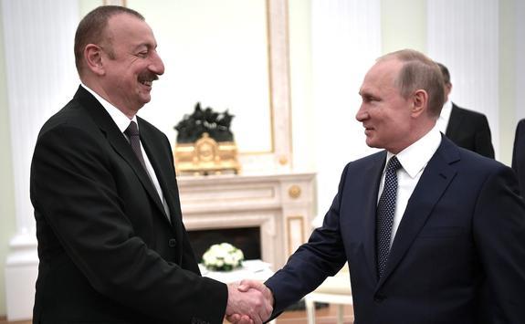 РФ и Азербайджан подписали заявление об экономическом сотрудничестве