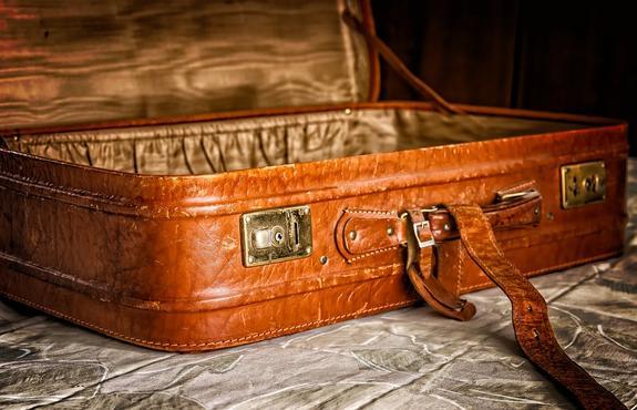 Житель Грузии пытался перевезти в чемодане девушку в Турцию