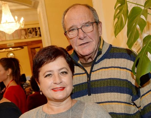 Супруга Эммануила Виторгана показала подросшую дочь