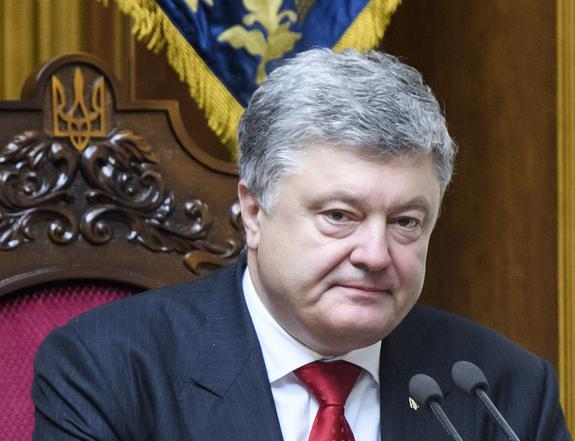 Порошенко: Киев не намерен вводить в Донбассе военное положение