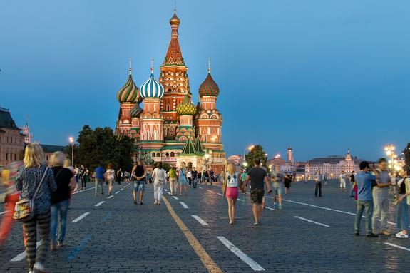 """В Москве продлили """"жёлтый"""" уровень опасности"""