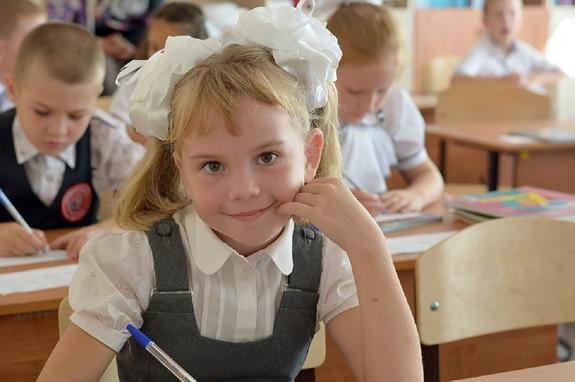 В Приангарье и Бурятии более трех тысяч детей пойдут учиться в школы РЖД