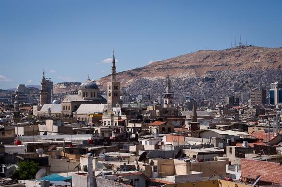 В ЦПВС заявили о нарушении перемирия в двух сирийских провинциях