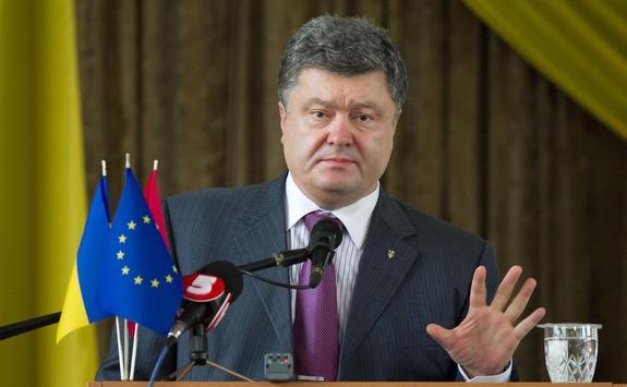 Из-за ситуации в Азовском море Порошенко предложит ООН ввести санкции против РФ