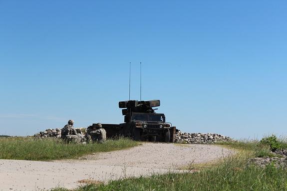 Израиль нанес ракетный удар по военным объектам Сирии