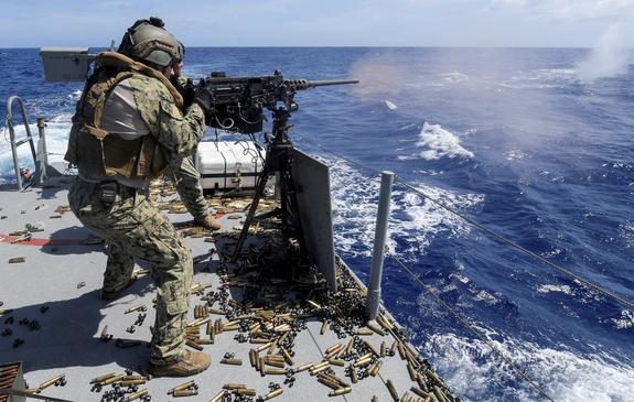 Готовые отразить киевское вторжение на Азове морские силы ДНР показали на видео