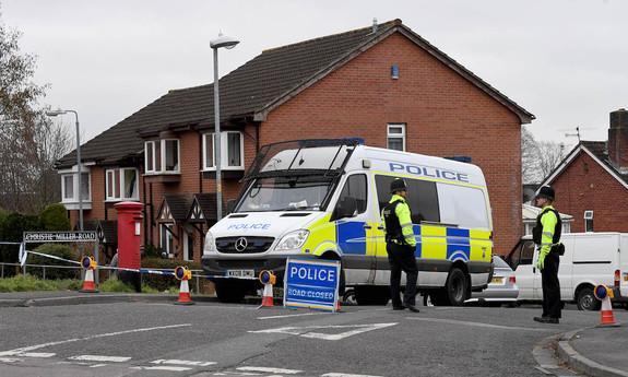 Лондон отказался предоставить отпечатки пальцев подозреваемых по делу Скрипалей