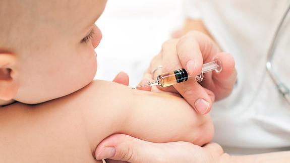 Прививка защитит от кори