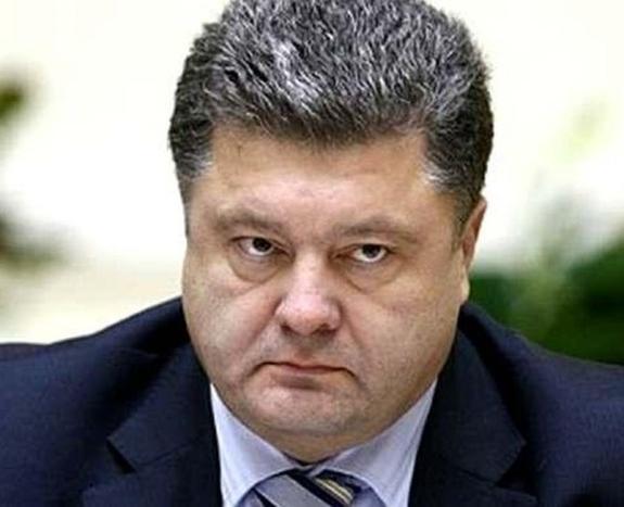 Петр Порошенко проводит заседание СНБО