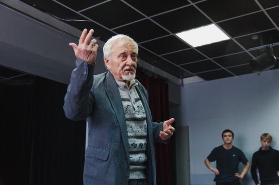 Скончался народный артист России Николай Черныш