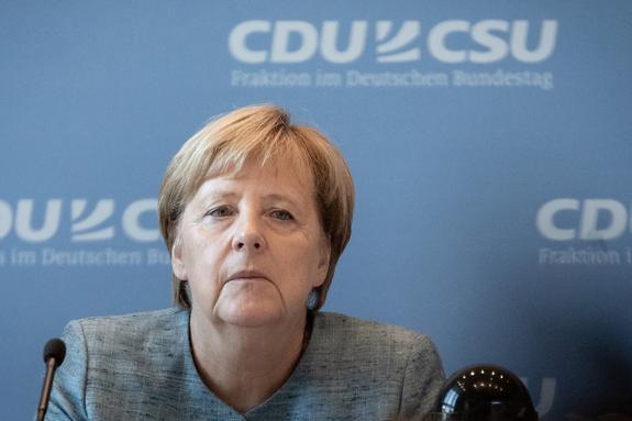 Ангела Меркель впервые публично поддержала действия РФ в Сирии