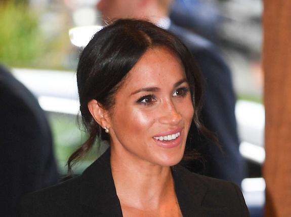 Жена принца Гарри вновь спровоцировала слухи о своей беременности