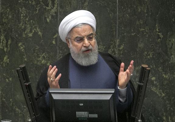 Роухани: Иран сохранит присутствие в Сирии по просьбе Дамаска