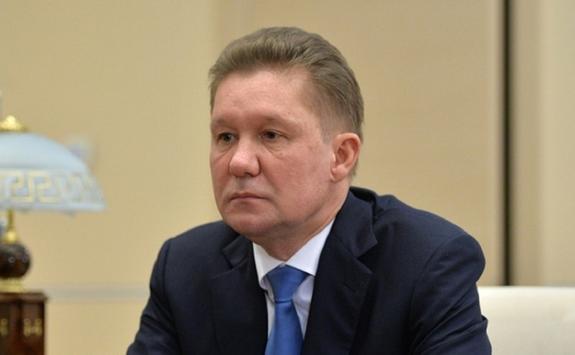 СМИ: глава «Газпрома» попал в ДТП на Каширском шоссе