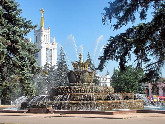 В Москве в субботу будет тепло и солнечно