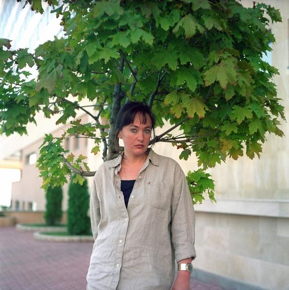 Архивное фото Ларисы Гузеевой заставило вспомнить 90-е