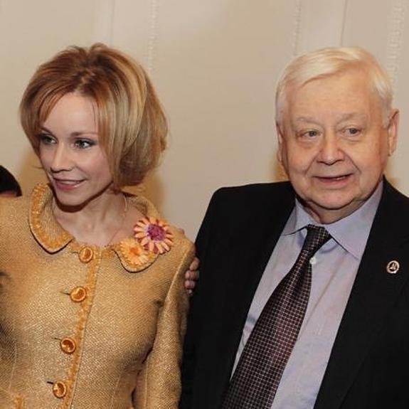 """Вдова Табакова,которую в театре прозвали """"Мхатовской Салтычихой"""", ушла в сериалы"""