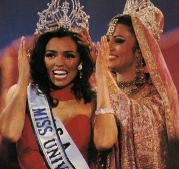 Бывшая Мисс Вселенная умерла от рака в 45 лет