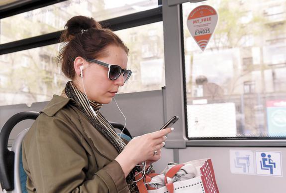 Wi-Fi везде доступен