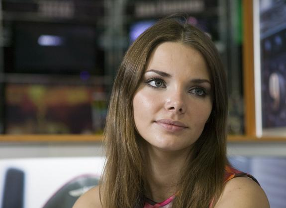 Актриса Лиза Боярская беременна и скоро уйдет в декрет