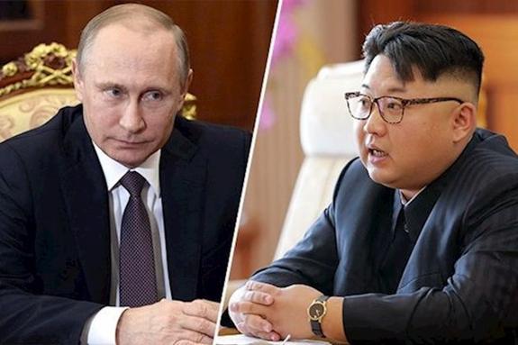 """Ким Чен Ын и Путин – """"два солнца не могут светить вместе"""""""