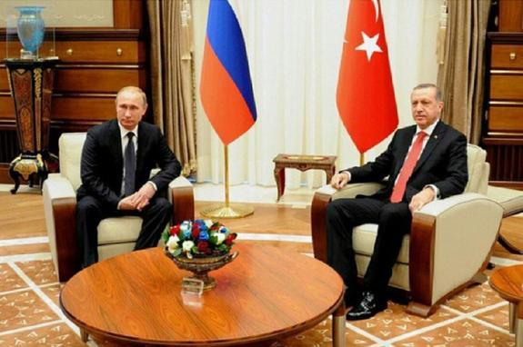Песков: Путин и Эрдоган могут встретиться в Сочи 17 сентября