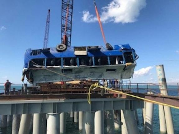 Вынесен приговор бизнесмену за ДТП с автобусом, который упал в Черное море