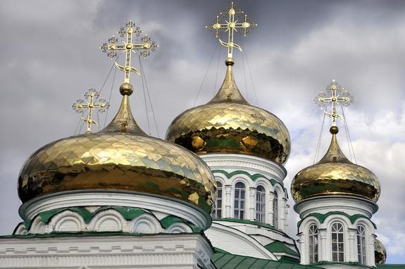 Константинопольские экзархи уже прибыли на Украину